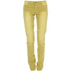 Vêtements Femme Jeans slim Cheap Monday Jeans Tight Washed  Jaune Jaune