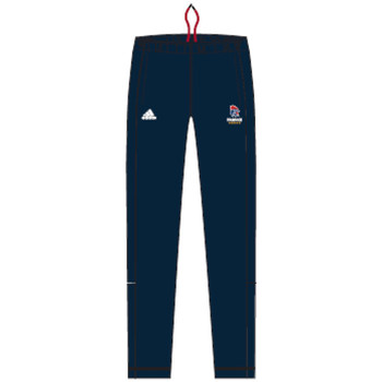 Vêtements Homme Pantalons de survêtement adidas Originals Pantalon  FFHB Equipe de France 2017 bleu marine/bleu royal/blanc