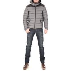 Vêtements Homme Manteaux Heroseven Doudoune Mini Moon  Anthracite Anthracite