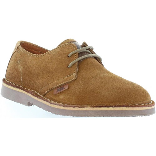 Chaussures Garçon Ville basse Xti 53949 Beige