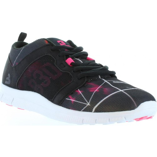 Chaussures Femme Baskets mode Bass3d 41193 Negro