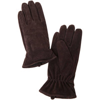Gants Pieces Gants Devine Suede  Bordeaux