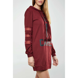 Vêtements Femme Robes Sixth June Robe En Jersey  Lula Bordeaux Femme Bordeaux