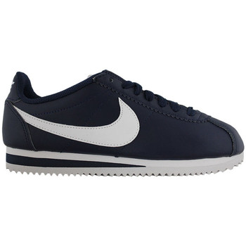 Chaussures Femme Baskets basses Nike wmns classic cortez leather 807471 400 Azul