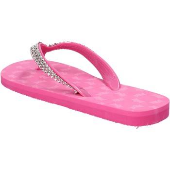 Chaussures Femme Sandales et Nu-pieds Everlast chaussures femme  sandales rose caoutchouc AF723 rose