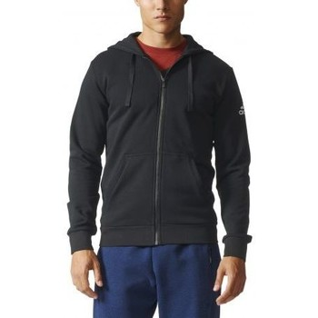 Vêtements Homme Vestes de survêtement adidas Originals Veste Essentials Fleece noir