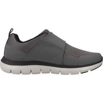 Chaussures Homme Baskets basses Skechers FLEX ADVANTAGE 20 GURN Gris