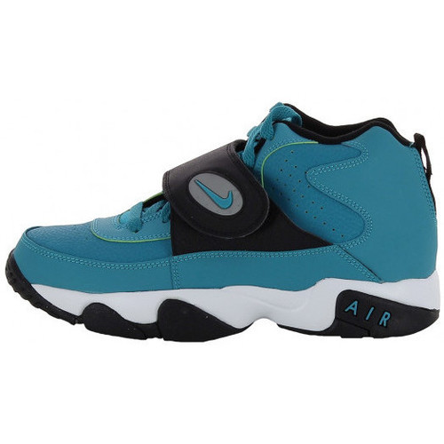 Chaussures Enfant Baskets montantes Nike Air Mission Junior - Ref. 630911-031 Bleu