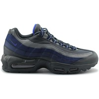 Chaussures Homme Baskets basses Nike Air Max 95 Essential e 749766-011 Gris