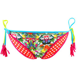 Vêtements Fille Maillots de bain séparables Banana Moon Maillot de bain Teens Culotte Rouge Beachpoint Lia ROUGE