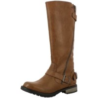 Chaussures Femme Bottes MTNG 51443 taupe