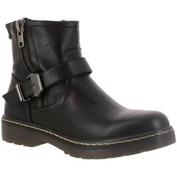 Chaussures Femme Bottines MTNG 51388 noir