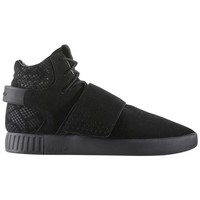 Chaussures Homme Baskets mode adidas Originals TUBULAR INVADER STRAP / NOIR Noir