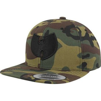 Accessoires textile Casquettes Wu Tang Casquette Wu Wear Camouflage Wu-Tang Clan Camo Snapback Camouflage