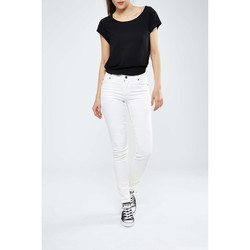 Vêtements Homme Jeans slim Cheap Monday Jeans  Tight Slim Blanc Femme Blanc