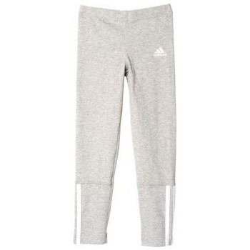 Vêtements Fille Leggings adidas Originals Legging enfant Essentials Performance Gris