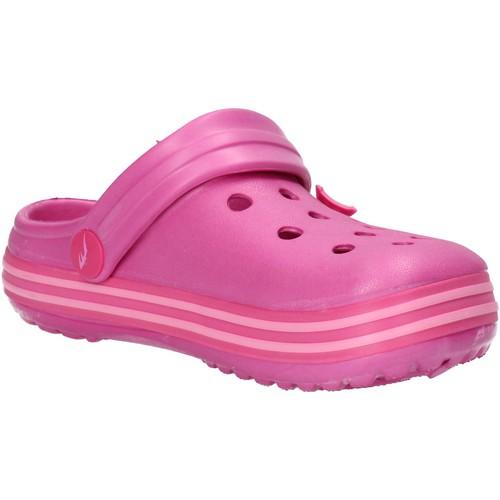 Chaussures Garçon Sandales et Nu-pieds Everlast sandales rose caoutchouc AF849 rose
