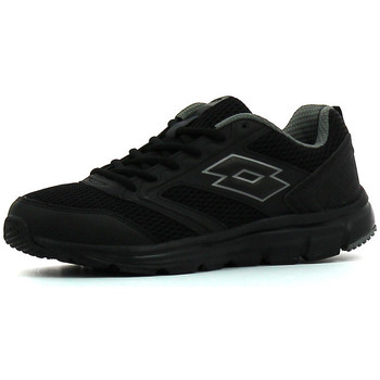 Chaussures Homme Running / trail Lotto Speedride 500 Black / TIT Grey