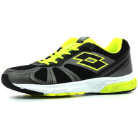 Chaussures Homme Running / trail Lotto Speedride 600 Black / TIT Grey