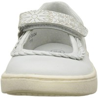 Chaussures Fille Ballerines / babies Kickers 545481 blanc