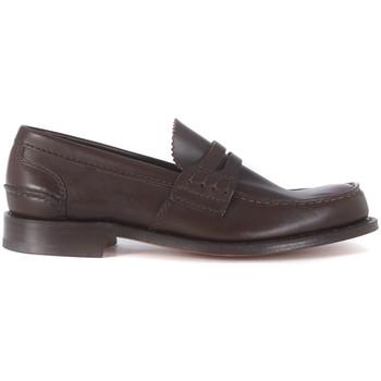 Chaussures Homme Mocassins Church's Mocassin  Pembrey marron foncé Brun