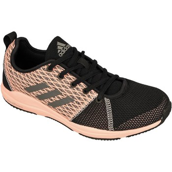 Chaussures Femme Baskets basses adidas Originals Arianna Cloudfoam W Noir-Rose