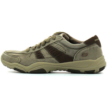 Chaussures Homme Ville basse Skechers Larson Masson Taupe