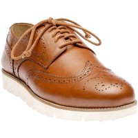 Chaussures Homme Derbies Dillinger Brogue Beige