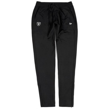 Vêtements Homme Jeans New Era PANTALON  BORDER EDGE OAKLAND RAIDERS / NOIR Noir