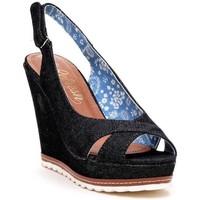 Chaussures Femme Sandales et Nu-pieds Refresh 62039 Noir