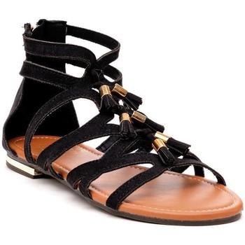 Chaussures Femme Sandales et Nu-pieds Xti 45262 Marron