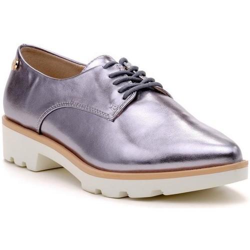 Chaussures Femme Derbies Xti Derby Argenté