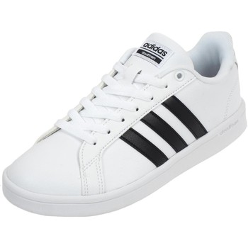 Chaussures Femme Baskets basses adidas Originals Advantage blc noir Blanc