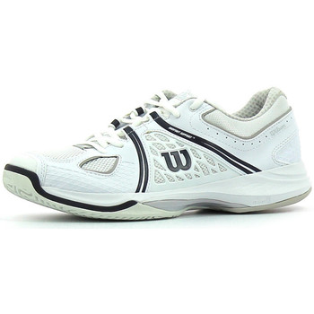 Chaussures Homme Sport Indoor Wilson NVISION White / Steel Grey / Coal