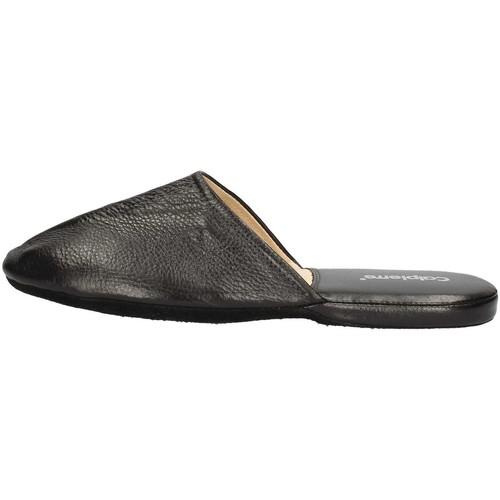 Chaussures Homme Mules Calpierre PP10-P Noir