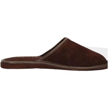 Chaussures Homme Mules Calpierre PP1-P Brun