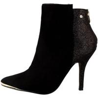 Chaussures Femme Bottines MTNG 56424 noir