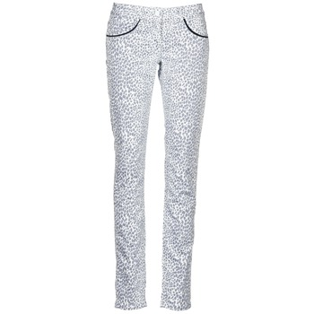 Pantalons Kookaï FEMIE Beige / Noir 350x350