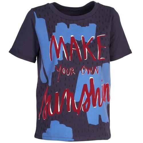 T-shirts & Polos Kookaï EDITH Marine 350x350