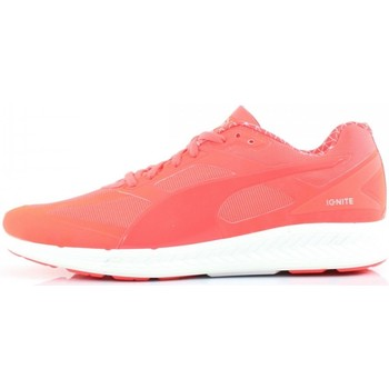 Chaussures Homme Running / trail Puma Ignite Pwrwarm Orange