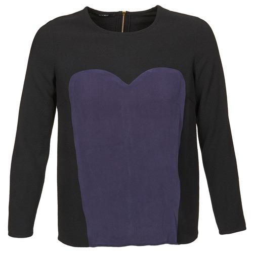 Vêtements Femme Tops / Blouses Kookaï EMMY Noir