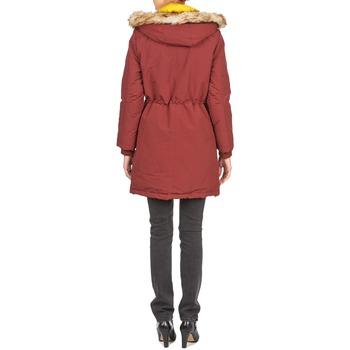 Kookaï Parkas Bordeaux Vêtements Briana Femme RS5jAq3Lc4