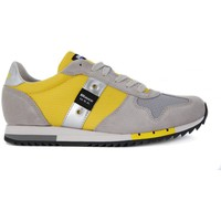 Chaussures Homme Baskets basses Blauer RUN LOW Giallo