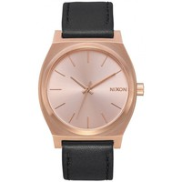 Montres & Bijoux Femme Montre Nixon Montre Time Teller - All Rose Gold / Black Rose