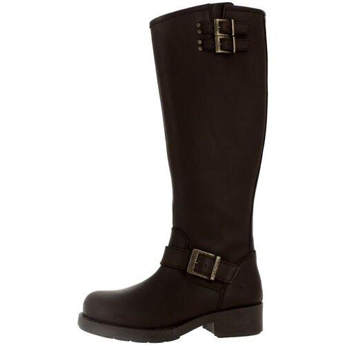Chaussures Femme Bottes Sixty Seven 76222 marron