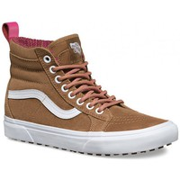 Chaussures Femme Baskets mode Vans Chaussures  U Sk8-Hi Mte - Toasted Coconut Marron