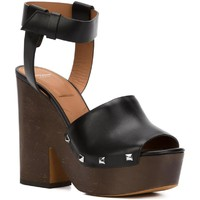 Chaussures Femme Sabots Givenchy BE08749004 001 nero
