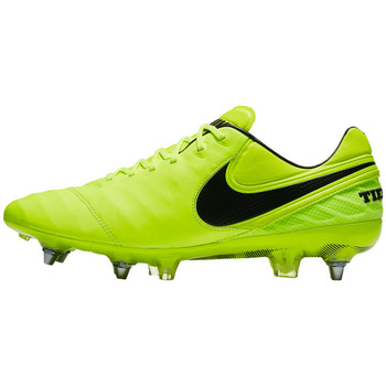 Chaussures Homme Football Nike Tiempo Legend VI SG-Pro Gelb