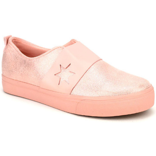 Chaussures Femme Baskets mode Cendriyon Baskets Rose Chaussures Femme Rose