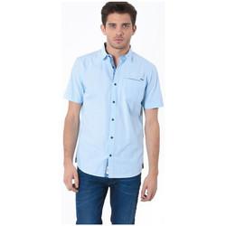 Vêtements Homme Chemises manches courtes Kaporal Chemise Certy Mineral 19